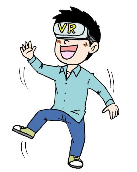 VR-goggles