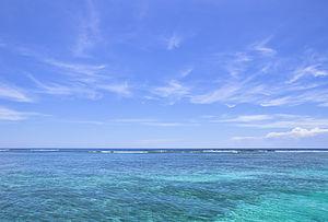 300px-Caribbean_sea_-_Morrocoy_National_Park_-_Playa_escondida