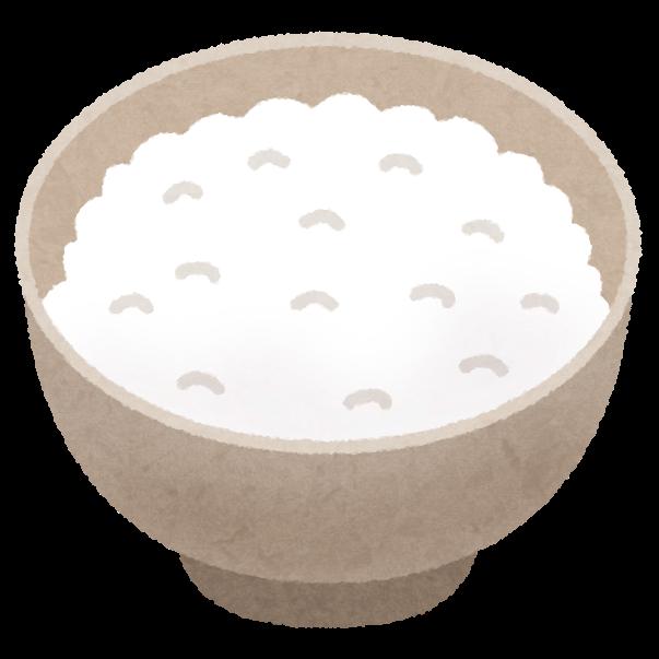 【悲報】お米一杯分の糖質、角砂糖14個分