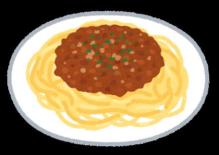 スパゲッティのことをパスタって呼ぶ男が許せねえんだわ
