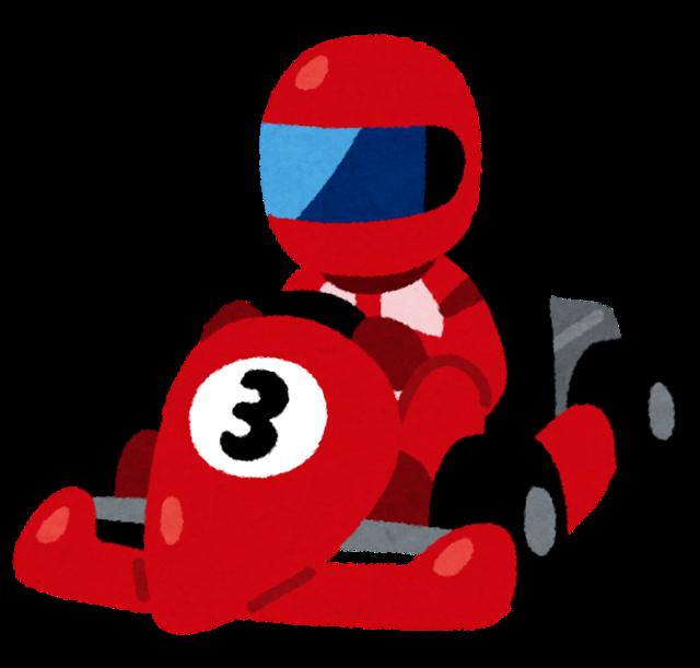 【画像】プロのレーサーが駐車をした結果、ダイナミックすぎると話題にwwwww